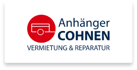 Logo Anhänger Cohnen - Vermietung und Reparatur